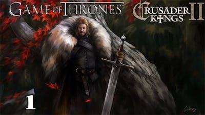 Crusader Kings 2 A Game of Thrones Mod as Eddard Stark 1