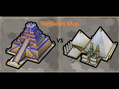 Civ 6: March Update - Etemenanki - Deity / Wetlands - What's its value and how hard to build first?
