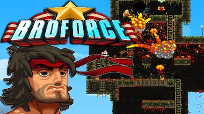 MANLIEST GAME EVER! | Broforce