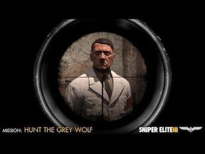 Sniper Elite 3 - Killcam Hitler Montage - Bullet Ricochet Into Nut / Testicle (HD)