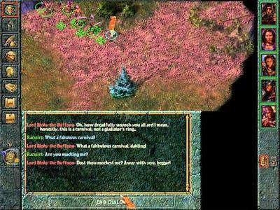Let's Play Baldur's Gate #20 - Minsc and Boo!