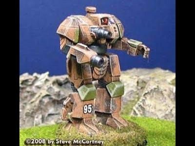 Battletech: Mercenary Commanders Thoughts From The Inner Sphere Hercules HRC-LS-9000 Episode 219