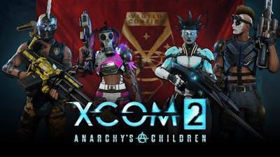 XCOM 2 Anarchy's Children DLC Look