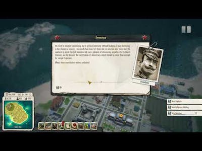 Tropico 5 all research quotes