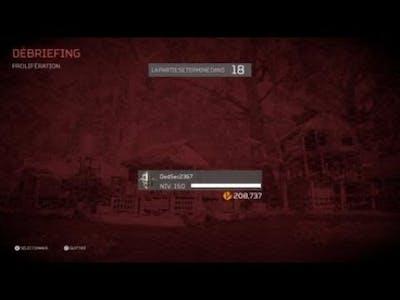 Predator Hunting Grounds game propre en preda
