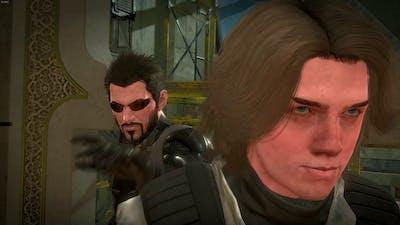 Deus Ex Mankind Divided Pt 1 Game play