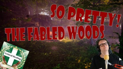 The Fabled Woods! Look at this!
