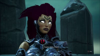 #26 (DLC END) Darksiders III: Keepers of the Void - Ionos