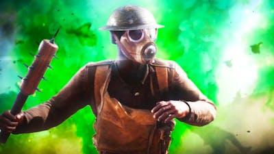 BATTLEFIELD 1 GAS NUKES! (Battlefield 1)