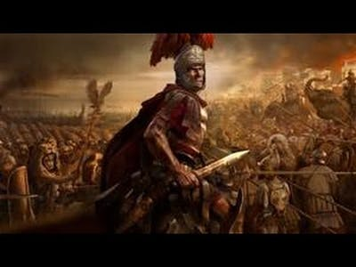 Let's Try. Grand Ages Rome. The Men Are At THe ready