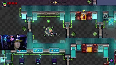 Space Robinson: Hardcore Roguelike Action Gameplay (GOG.com)