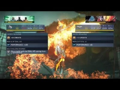Injustice 2: Legendary Edition Firestorm vs Reverse Flash