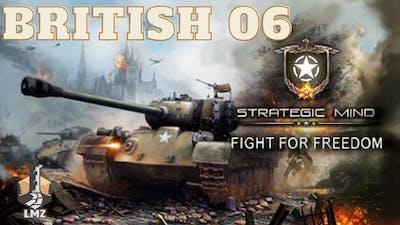 Strategic MInd: Fight For Freedom 06 (British, Strategic phase)