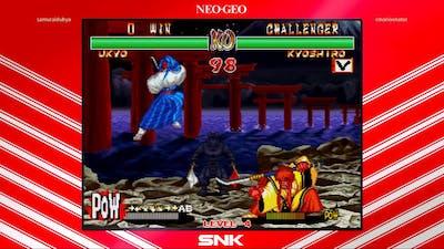 Samurai Shodown 2   Neo Geo Collection