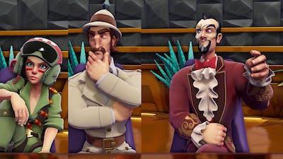 Evil Genius 2: World Domination [PC] Fresh Features & Old Friends Gameplay Trailer