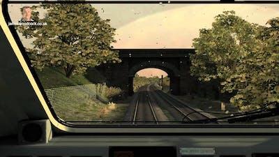 Train Simulator 2012 Gameplay - High Speed Train (HST)