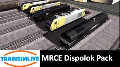 Train Simulator 2018 - MRCE Dispolok Pack Overview