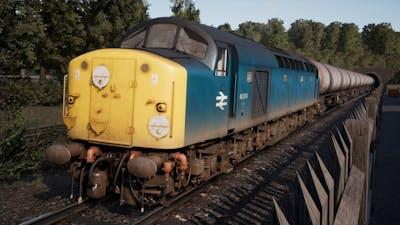 Train Sim World - Northern TransPennine - Class 40 to Mirfield
