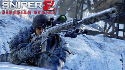 Sniper Ghost Warrior 2 best of Siberian Strike DLC