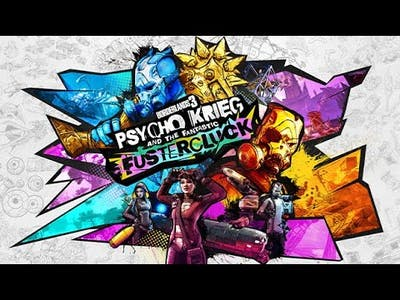 Borderlands 3: Psycho Krieg and the Fantastic Fustercluck DLC Showcase [Part 12] Fake