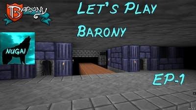 Let's Play - Barony (Ep:1)