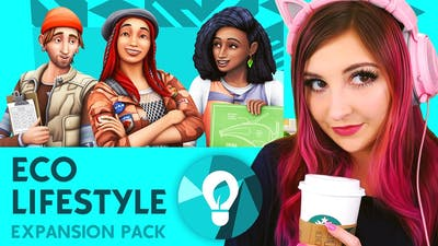Eco Lifestyle is coming to The Sims 4...and it's weird