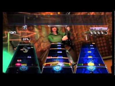 Rock Band 3 - DLC/RBN compilation ft. Methy! Expert BAND lol