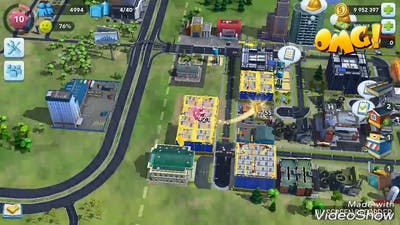 How unlock any contents of simcity game in one minute