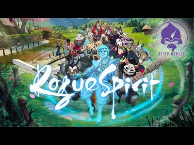 3D Rogue Lite Action Game - Rogue Spirit [PC] Early Access