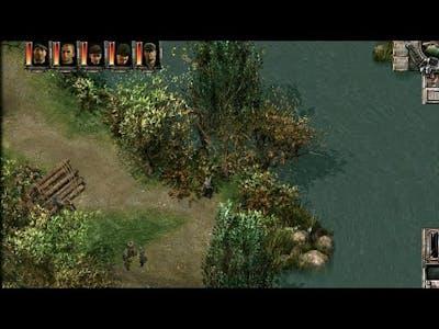 Commandos 2 Men Of Courage Remaster HD : Bonus Mission 3 [1080p 30fps] (High Quality)