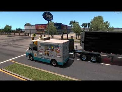 American Truck Simulator old but gold