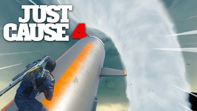 Just Cause 4 - MASSIVE NUKE VS TORNADO EXPERIMENT!