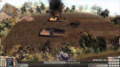 [Gameplay] Men of War Assault Squad 2 / Operation Liege + RobZ Mod