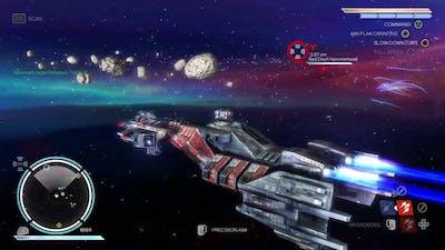 Rebel galaxy game play