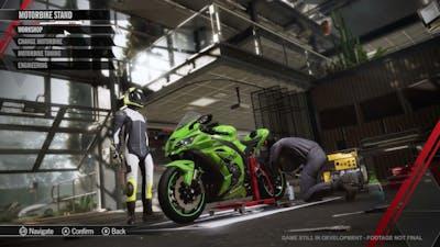 RiMS Racing Suzuka Hop Lap Gameplay