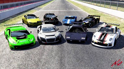 Assetto Corsa – Dream Pack 2 + Update Available