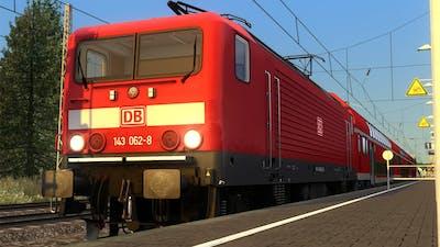 Train Simulator 2019: Inselbahn - DB BR 143 - An Evening Service