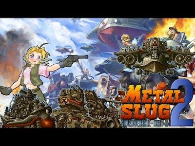 Metal Slug 2 [Android ver.] Bosses Fight No Die #1