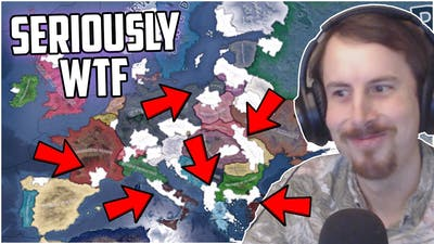 This Hearts Of Iron 4 Mod Broke Me