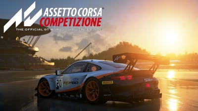 Circuit Zolder- Assetto Corsa Competizione Intercontinental GT Pack