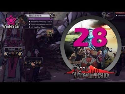 Dead in Vinland Let's Play 28 | Everyone is Sick