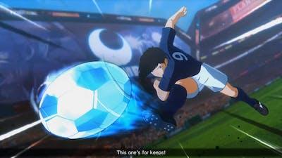 Captain Tsubasa: Rise Of New Champions - Meiwa Vs Netherlands -  SEMIFINAL