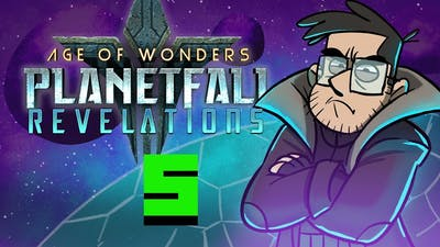 Let's Try - Age of Wonders: Planetfall - Revelations - Ep 5