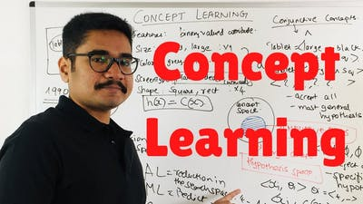 Machine Learning | Concept Learning