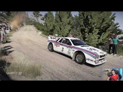 WRC 10   50th Anniversary Mode: Last Rear Wheel Drive to Win the WRC