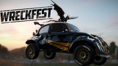 Retro Rammers: Wreckfest DLC #1