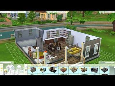 Sims 4 Toddler Stuff Speed Build