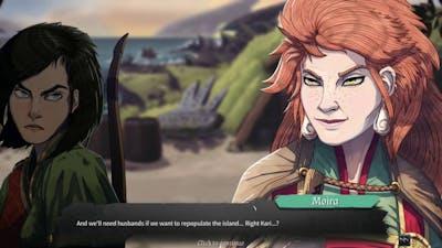 Dead In Vinland Gameplay PC