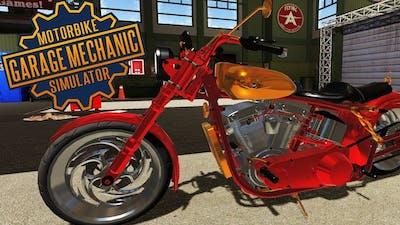 Motorbike Garage Mechanic Simulator ► Поделка на тему