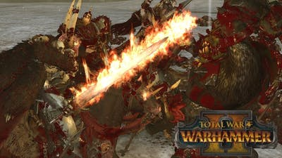 Grimgor vs Archaon // Total War: Warhammer II Online Battle #211